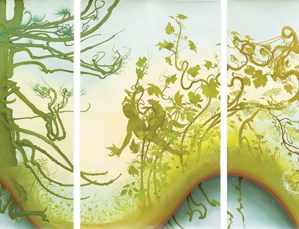 The Mystical Worlds of Artist Inka Essenhigh to Open at MOCA | The Virginian Pilot