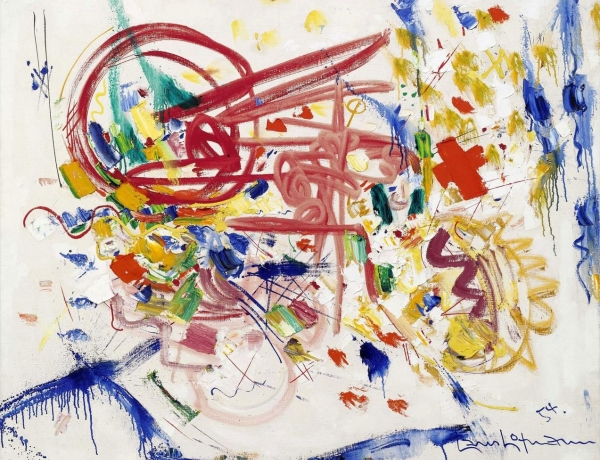 Could Your Child Really Paint That? | Hans Hofmann in The Wall Street Journal