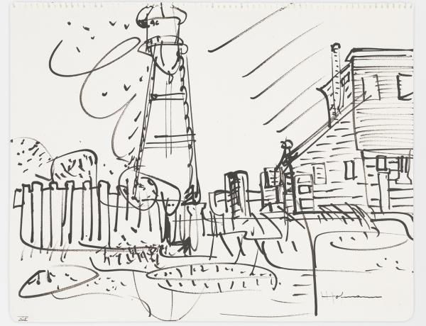 Hans Hofmann at Berkeley | The New Criterion