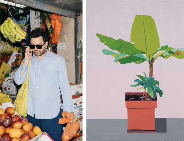 Guy Yanai's Painting Practice Was Made for This Moment   Artsy