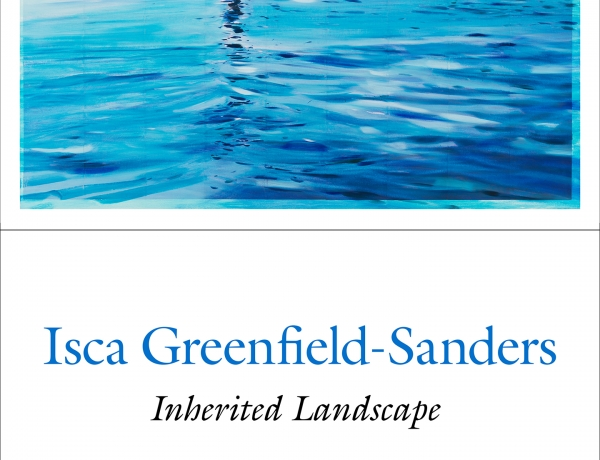 Isca Greenfield-Sanders at Berggruen Gallery in San Francisco