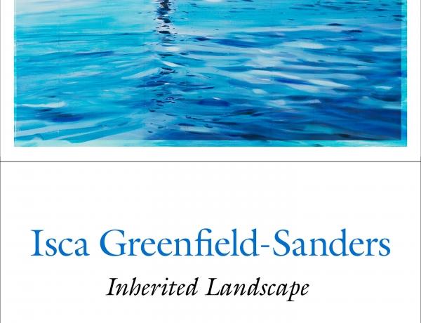 Isca Greenfield-Sanders at Berggruen Gallery in San Francisco