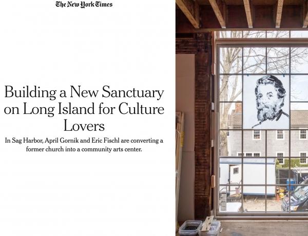 April Gornik   The New York Times