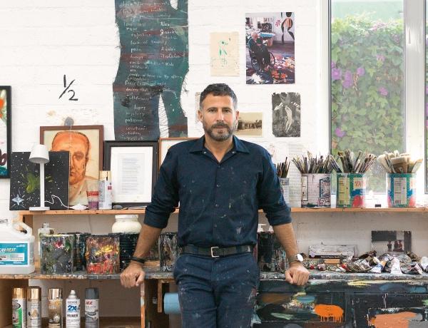 Miles McEnery Now Represents Enrique Martínez Celaya   ARTnews