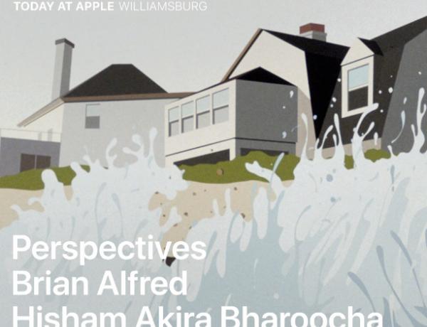 Perspectives: Brian Alfred x Hisham Akira Bharoocha