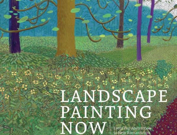 Inka Essenhigh, April Gornik, Amy Bennett, & Isca Greenfield-Sanders | Landscape Painting Now