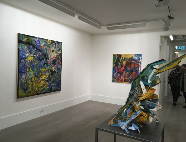 Iva Gueorguieva at Sophia Contemporary