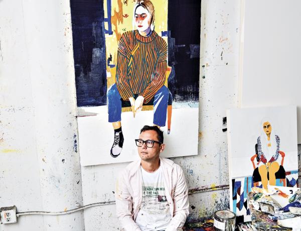 Raffi Kalenderian | Galerie Magazine