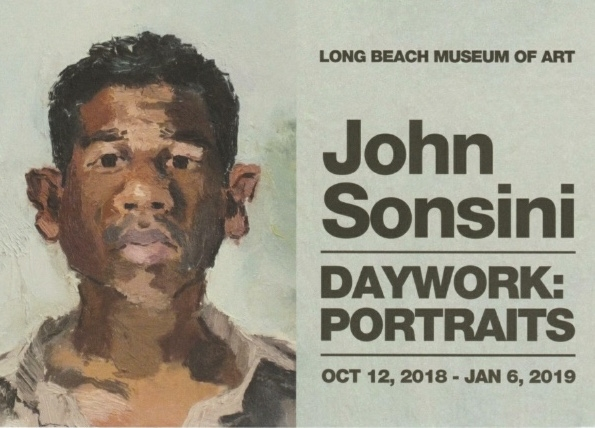 John Sonsini at Long Beach Museum of Art