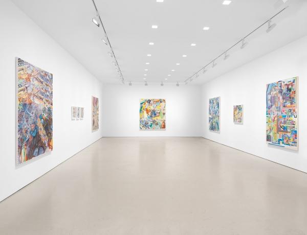 Franklin Evans at Miles McEnery Gallery | Artforum