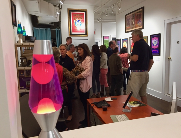 Cove Living Magazine Reception at The Bahr