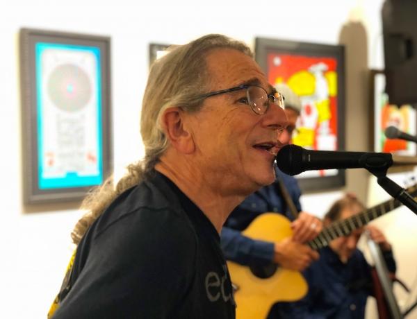 David Gans Live at Gallery October 4, 2019