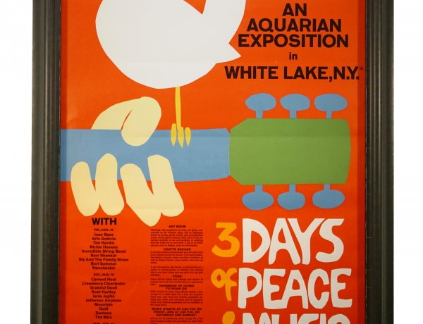 Woodstock Exhibition Opening June 21