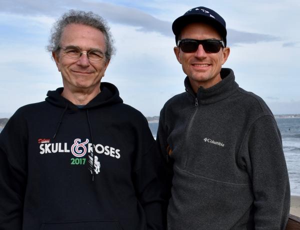 David Gans & Stephen Inglis - LIVE at Bahr Gallery Nov 16