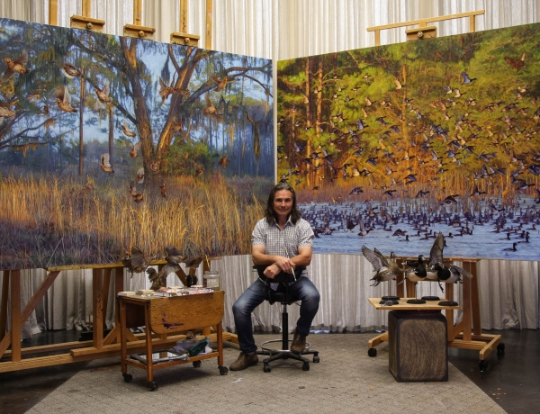 The Art of Conservation-Guest Speaker: John Banovich, Artist/Conservationist