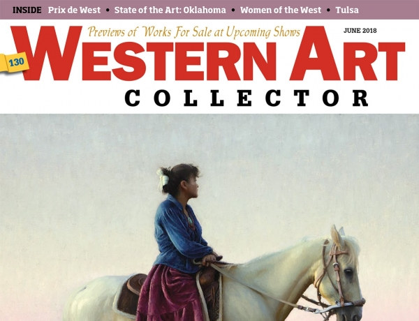 Western Art Collector Magazine