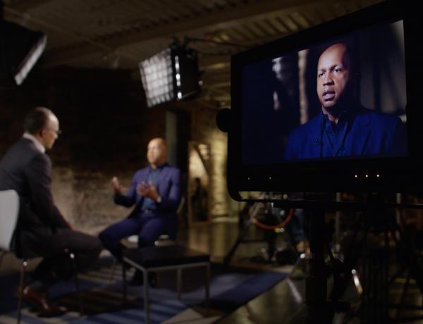 NBC NEWS: Lester Holt in conversation with criminal justice reformer Bryan Stevenson