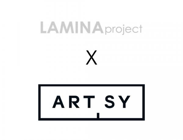 LAMINAproject X Artsy