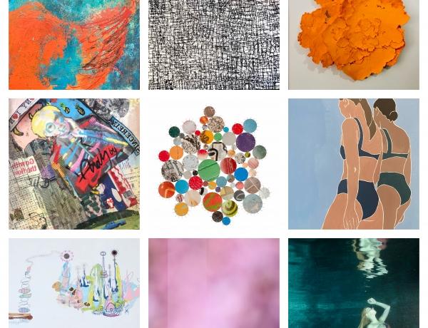 MAKE SUMMER 2020 FULL OF ART