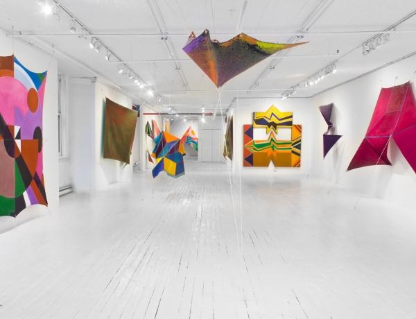 Joe Overstreet, Innovation of Flight: Paintings 1967-1972