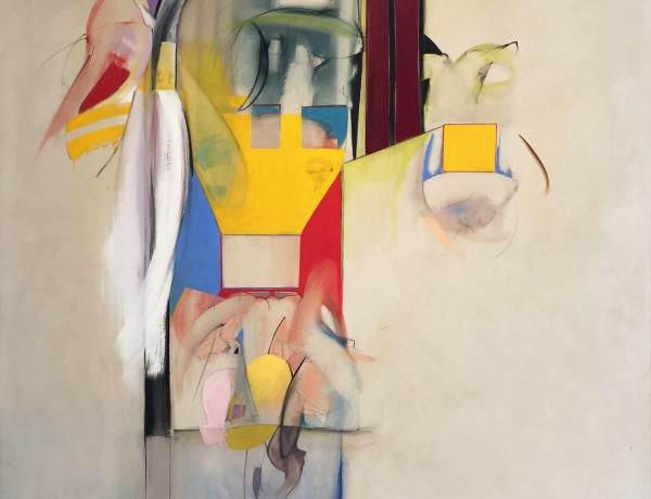 Selected Works: Nicolas Carone, Charles Duback, Martha Edelheit, Perle Fine, Mimi Gross, Jay Milder, Joe Overstreet and Miriam Schapiro