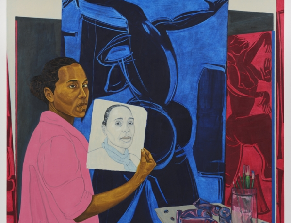 Artnet News | Baltimore Artist Mequitta Ahuja on How Her New Exhibition is an Ode to Motherhood and Loss