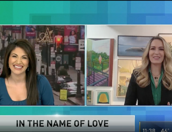 Gross McCleaf Featured On NBC10: In The Name Of Love