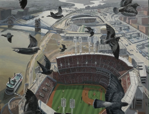 Max Mason: Painting the Game Opens June 13 at The Butler Institute of American Art