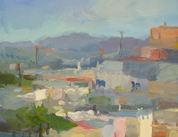 """American Art Collector: Christine Lafuente """"Points Of View"""""""
