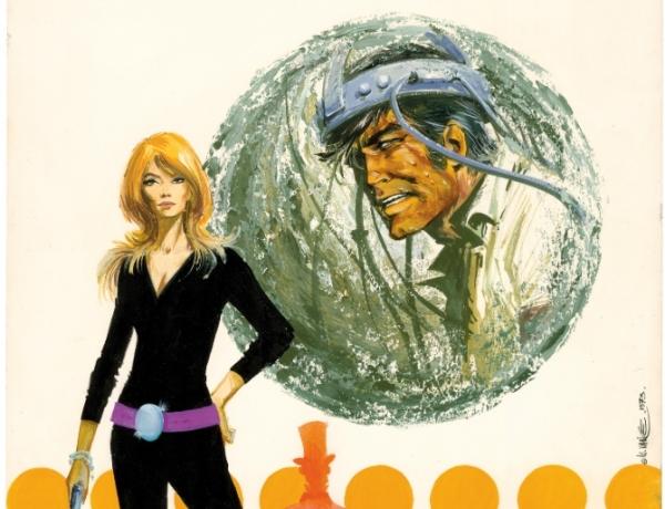 The Comic Book Calling of Philippe Labaune