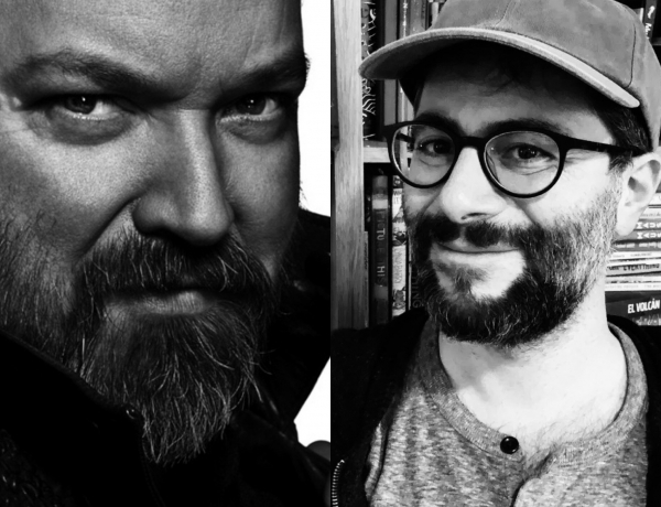 Q&A with Dave McKean and Bill Kartalopoulos