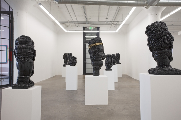 Art Insider: Tire tread expresses the complexity of the human experience