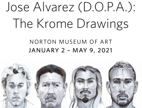 Norton Museum of Art January Exhibitions