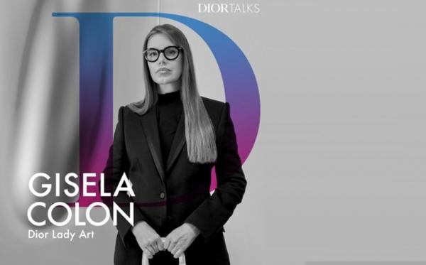 Podcast: Dior Talks speaks to contemporary artist Gisela Colón