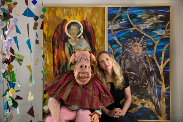 Marnie Weber: Send in the Clowns