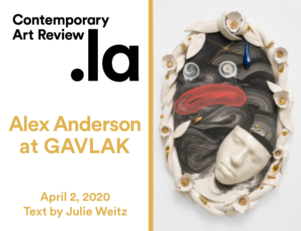 Alex Anderson at Gavlak