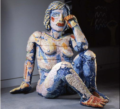 Norton Exhibition Rewrites the Record on Women Artists