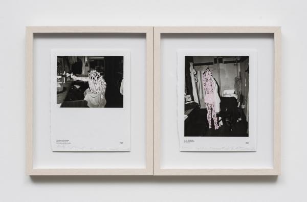 Betty Tompkins at Gavlak Gallery