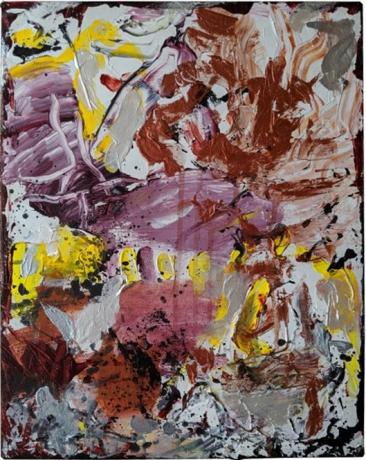Connie Fox at Daura Gallery, University of Lynchburg