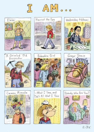 Roz Chast in The New Yorker