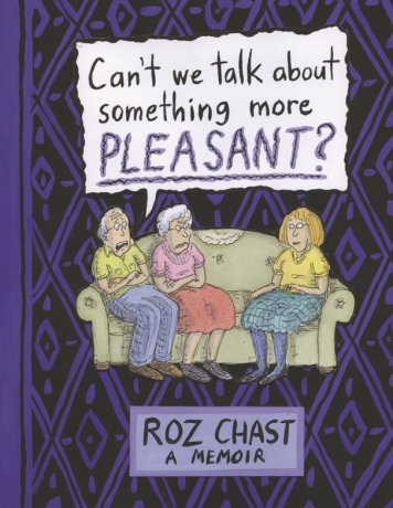 Roz Chast SHORT-listed for National Book Award