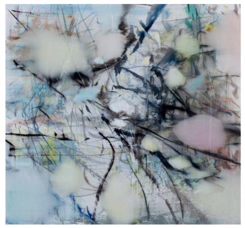 Matthias Meyer: Gläserner Tag (Glassy Day), at the Kunstmuseum Mülheim an der Ruhr