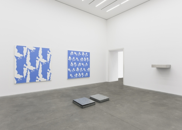 """An Unlikely Friendship: John Wesley in Conversation with Donald Judd"" at Alison Jacques Gallery, London"