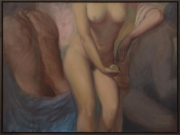 Robert Overby at Fredericks & Freiser in Artcritical
