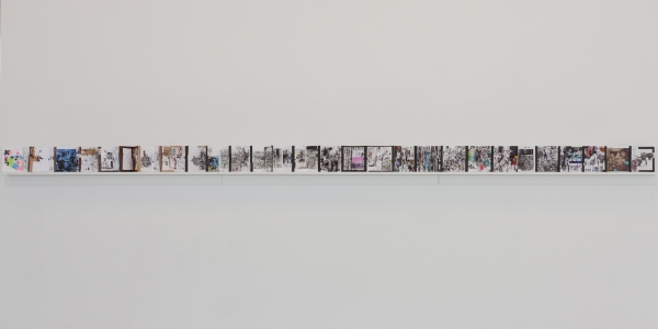 Zak Smith included in group exhibition at C. Nochols Projects, Mar Vista, CA