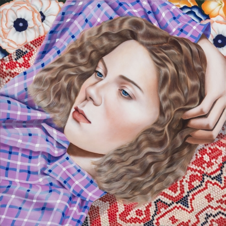 Jocelyn Hobbie: New Paintings Reviewed in The New Yorker