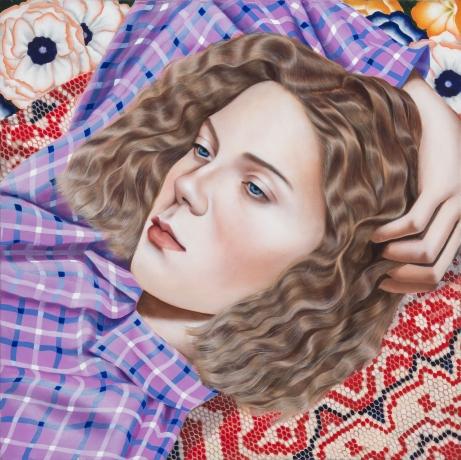Jocelyn Hobbie: New Paintings Reviewed in The New Yorker