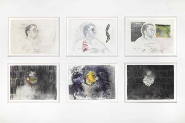 "Sam Messer ""In Chelsea, Art for Bibliophiles"" in New York Times T Magazine"