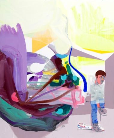 David Humphrey at Fredericks & Freiser in Art Critical