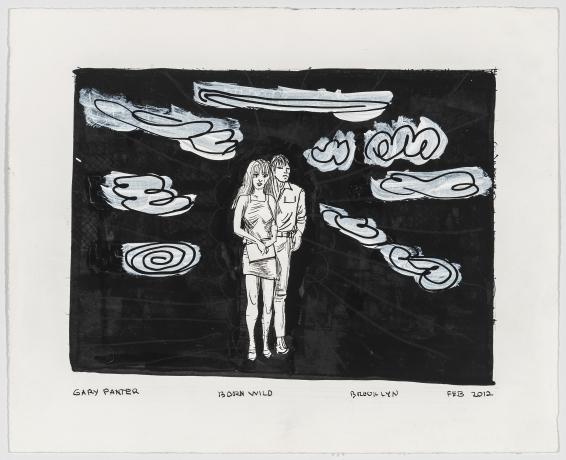 Gary Panter in Art in America